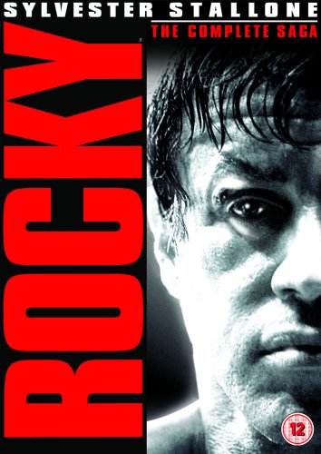 Rocky: The Complete Saga (6 Disc Box Set) [DVD]