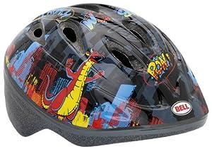 Bell Toddler Bellino Bike Helmet (Super Bell Black) by Bell