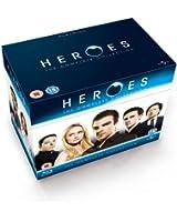 Heroes - Season 1 [Blu-ray] [Import anglais]