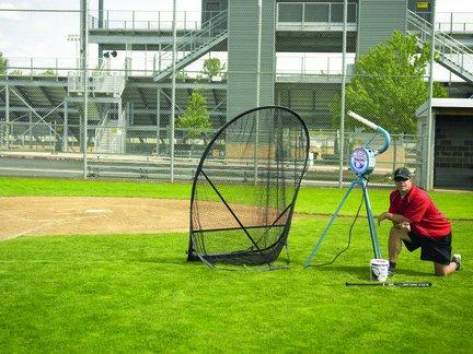jugs small pitching machine package