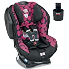 Britax Advocate G4 Convertible Car Seat and Cup Holder, Broadway