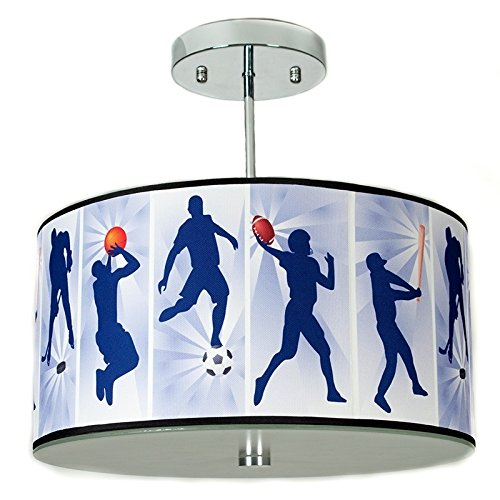 5#I8Cheap Lowest Price Firefly Kids Lighting - All Sports Ceiling ...
