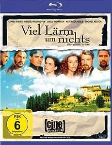 Viel Lärm um nichts - Cine Project [Alemania] [Blu-ray]