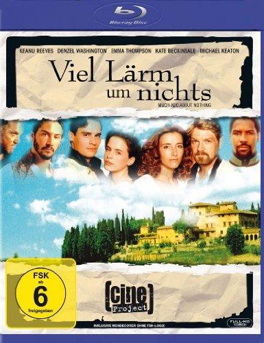 Viel Lärm um nichts - Cine Project [Blu-ray]
