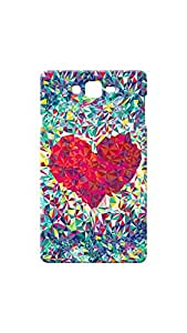 Back Cover for Samsung Galaxy J3 2016 : By Kyra