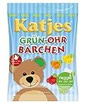 Katjes Green Ear Bears - Gruen Ohr Baeren Bag of 200 Gram / 7 Oz