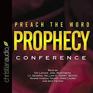 Preach the Word Prophecy Conference Speech