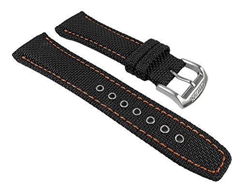 citizen-men-oxy-ersatzband-uhrenarmband-leder-textil-band-schwarz-22mm-fur-an3440-11e