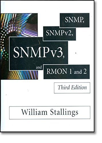 SNMP, SNMPv2, SNMPv3, and RMON 1 and 2