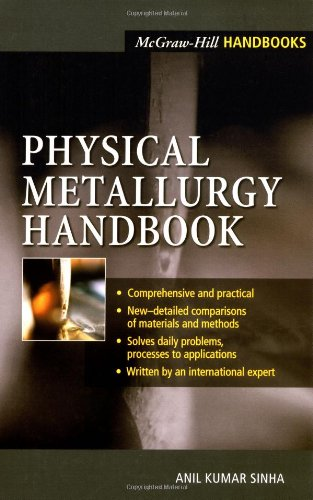 Physical Metallurgy Handbook (Mcgraw-Hill Handbooks)