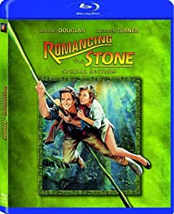 NEW Romancing The Stone - Romancing The Stone (Blu-ray)