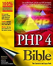 PHP Bible by Tim Converse