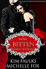 Bitten: A Vampire Blood Courtesans Romance
