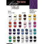 20x 50 g Wolle/Wollpaket bunt, 20 verschiedene Farben (können vom Bild abweichen, je nach Verfügbarkeit)