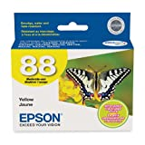 Epson 88 Series DURABrite Ultra Yellow Ink Cartridges (T088420)