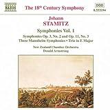 """Sinfonien Vol. 1von """"Johann Stamitz"""""""