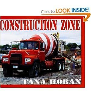 Construction Zone Tana Hoban