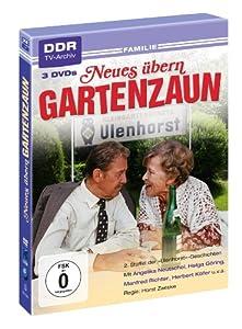 Neues übern Gartenzaun - DDR TV-Archiv ( 3 DVDs )
