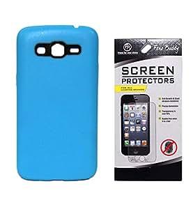 Fone Buddy Scratch-less Platina Back cover for Samsung S6- Light Blue