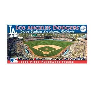 MasterPieces MLB Los Angeles Dodgers Stadium Panoramic