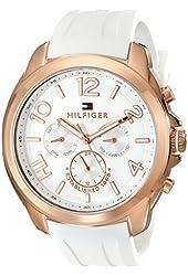 Tommy Hilfiger Women's 1781388 Rose Gold Watch