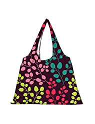 Snoogg High Strength Reusable Shopping Bag Fashion Style Grocery Tote Bag Jhola Bag - B01B96O8RO