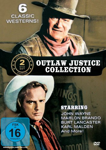 Outlaw Justice Collection [2 DVDs]