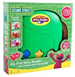 My First Story Reader with 3-Book Sesame Street Library: In the Garden; So It Grows; Let's Pretend