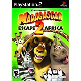 "Madagascar Escape to Africavon ""Activision"""