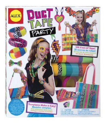 Game / Play ALEX® Toys - Do-it-Yourself Wear! Duct Tape Party 769X, duct, tape,cheap, toys,alex, duct Toy / Child / Kid