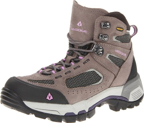 Vasque Women's Breeze 2.0 GTX Hiking Boot,Gargoyle/African Violet,7 M US