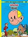 Spirou et Fantasio : Book 11, The Wrong Head par Franquin