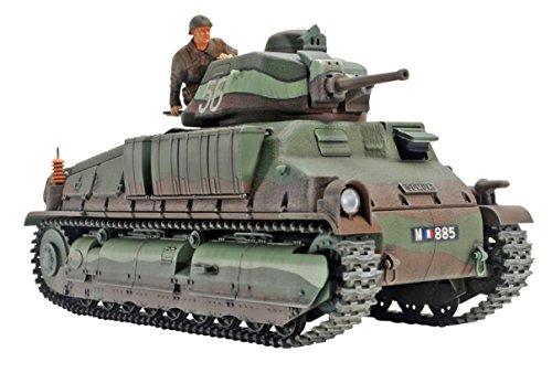 Tamiya 1/35 Military Miniature Series No.344 France Medium Tank Somyua S35 35344 (Tamiya 1 35 Military compare prices)