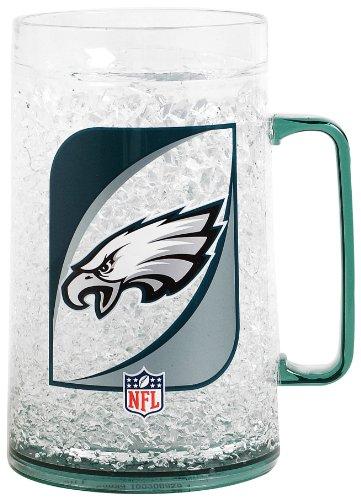Nfl Philadelphia Eagles 36-Ounce Crystal Freezer Monster Mug