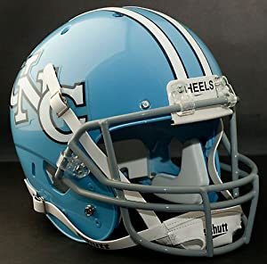 NORTH CAROLINA TAR HEELS 1979 Schutt AiR XP Authentic GAMEDAY Football Helmet UNC by ON-FIELD
