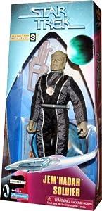 "Star Trek Jem'Hadar Soldier 9"" Warp Factor Series 3 Action Figure"