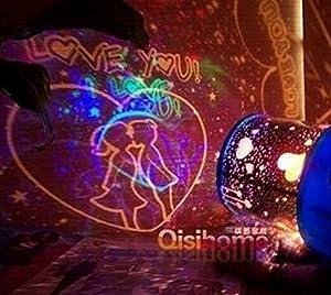 Liroyal romantic starry sky projection lamp by Liroyal