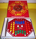 """ORIGINAL VINTAGE 1980 """"CAN'T STOP"""" ANTIQUE BOARD GAME-COLLECTIBLE TOY"""