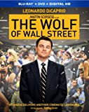 The Wolf of Wall Street (Blu-ray +