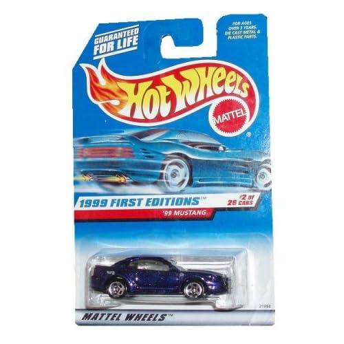 FORD MUSTANG GT R Hot Wheels DROPSTARS Die Cast Custom