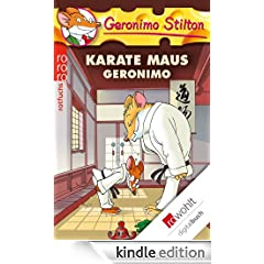 Karate Maus Geronimo