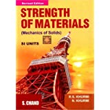 Strength of Materials : Mechanics of Solids (SI Units) 24 Edition price comparison at Flipkart, Amazon, Crossword, Uread, Bookadda, Landmark, Homeshop18