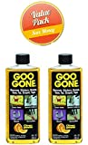 Goo Gone 8 oz., 2 Pack Value Pack - Removes stickers, grease, gum, tar, crayon & tape