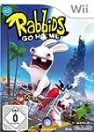 Rabbids Go Home - [Nintendo Wii]