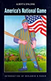 img - for America's National Game by Albert G. Spalding (1992-03-01) book / textbook / text book