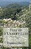 Image of Tess of d'Urbervilles: THOMAS HARDY