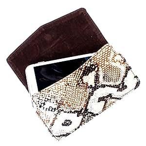 Dooda PU Leather Flip Pouch Case For Spice Stellar 440
