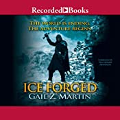Ice Forged: Ascendant Kingdoms Saga, Book 1 | Gail Z. Martin