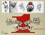Spider Webb's Classic Tattoo Flash Book 1 (Bk.1)