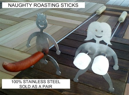 Image Result For Funny Campfire Dog Sticks